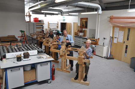 marquetry course yannick chastang 2015