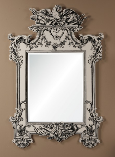 final acrilic mirror, eagle, chippendale, yannick chastang design, 2014 copy