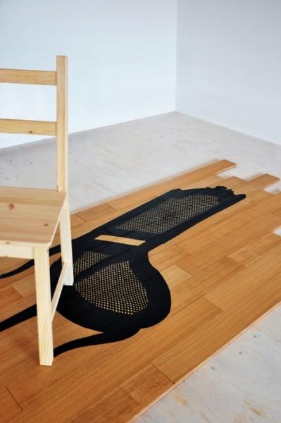 final chair, detail